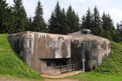 Dělostřelecká pevnost Hanička - Orlické hory