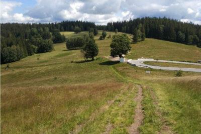 singletrack Stronie Slaskie 35 km od chaty Luna
